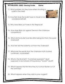 Mythbusters Season 20: Episode 2 - Chimney Cannon