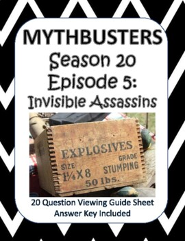 Mythbusters Season 20 Episode 5 - NEW!