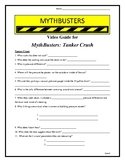 Mythbusters Tanker Crush Video Guide Worksheet Season 11