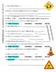 Mythbusters : Traffic Tricks (video worksheet)