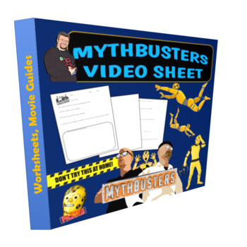 Mythbusters Video Worksheet