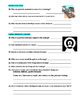 Mythbusters : Young Scientist Challenge (video worksheet)