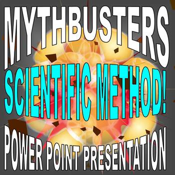 Mythbusters and the Scientific Method