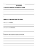 Mythbusters worksheet that covers the Scientific Method!