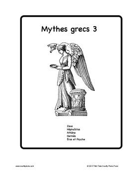 Mythes grècs Vol 3