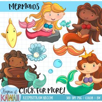 Mythical Creatures Clip Art (BUNDLE) - COMPLETE!