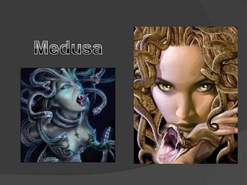 Greek Mythology Ferocious Monsters Power Point