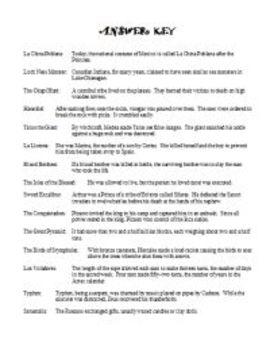 Mythological Mathematics - Algebra Activities and Worksheets