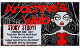 Mythology Arachne's Web Story Study