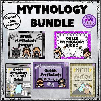 Mythology BUNDLE 3