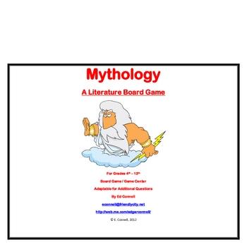 Mythology Board Game