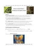 Mythology: Imagine a New Creature! Common Core-Driven Activity