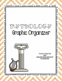 Mythology Graphic Organizer
