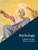 Mythology Homeschool Unit Study