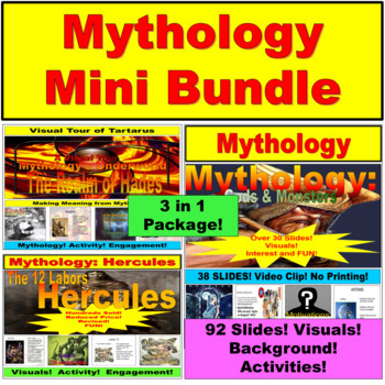 Mythology JUMBO PowerPoint