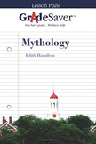 Mythology Lesson Plan