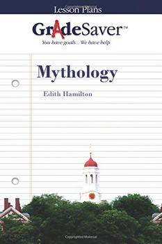 Mythology Lesson Plan