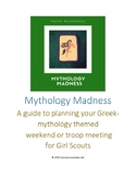 Mythology Madness Activities for Girl Scout Meetings and Campouts