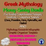 Mythology Money-Saving Bilingual Bundle
