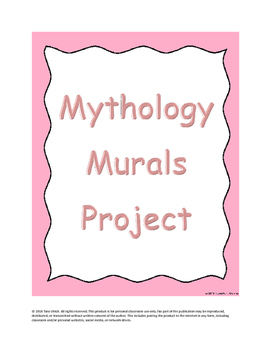 Mythology Murals Project