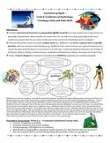 Mythology: Original God/Goddess ~ Common Core Synthesis Activity