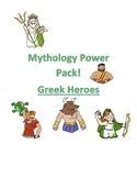 Mythology Power Pack: Greek Heroes
