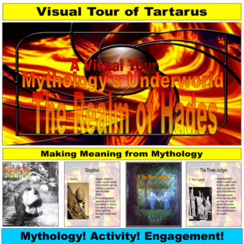 Mythology : PowerPoint Hades Notes and Lessons