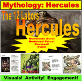 Mythology : Powerpoint Hercules
