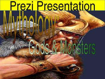 Mythology Prezi Powerful Presentation