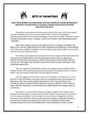 Mythology Prometheus Myth, Questions and KEY
