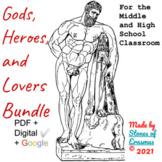 Mythology Series: Gods, Heroes, and Lovers Bundle (1 Month Unit)