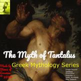 Mythology Series: The Ancient Greek Myth of King Tantalus