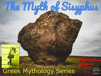 The story of the ancient trickster hero Sisyphus who cheats death is a famous Greek myth