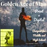 Mythology Series: The Golden Age of Man - Prometheus and Pandora 2-Lesson Bundle
