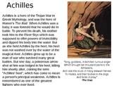 Mythology Stations (Ppt)