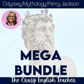 Mythology / The Odyssey / Percy Jackson Mega Bundle