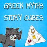 Mythology Themed Story Cubes