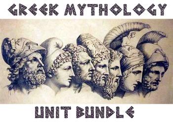 Mythology Unit Bundle