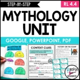 Mythology Unit | Differentiation | Context Clues/Allusions