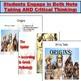 Mythology: Visual Tour of Greek Creation PowerPoint