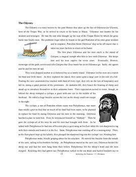 Mythology for Students: Greek, Egyptian, Norse