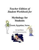 Mythology for Students: Greek, Egyptian, Norse Teacher Edi