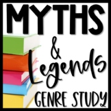 Myths & Legends Genre Unit