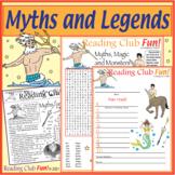 Myths & Legends – Puzzle Set, Vocabulary Rich – Ogres, Tro