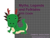 Myths, Legends, and Folktales Fictional Genre