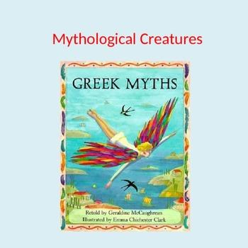 Myths Powerpoint