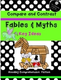 Myths and Fables 2nd and 3rd Grade Close Reading Skills
