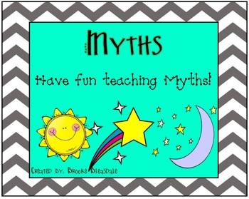 Myths and Folktales