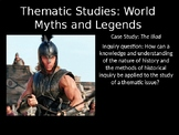 Myths and Legends: Troy
