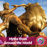 Myths From Around The World Gr. 4-6